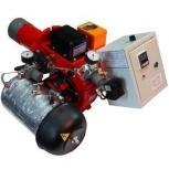 """AL-10V - горелка для котла на печном топливе, солярке, """"отработке"""", Тамбов"""