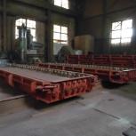 Металлоформа ЖБИ, для изготовления пустотных плит ПК 64.24, Тамбов