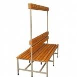 Скамейки для одежных шкафов ( раздевалок), Тамбов