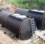 Подземные резервуары, Тамбов