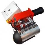 Промышленная горелка на отработанном масле AL-120Т (600-1600 кВт), Тамбов