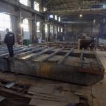 Изготовление металлических понтонов., Тамбов
